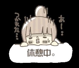 Fuziki family!!!2 sticker #10273526
