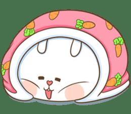 TuaGom : Puffy Rabbit sticker #10274066