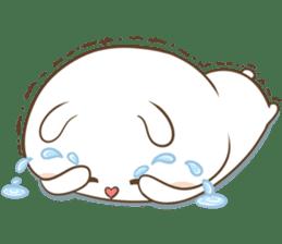 TuaGom : Puffy Rabbit sticker #10274069