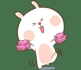 TuaGom : Puffy Rabbit sticker #10274073
