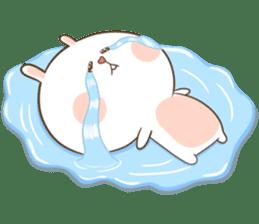 TuaGom : Puffy Rabbit sticker #10274079