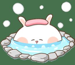 TuaGom : Puffy Rabbit sticker #10274088