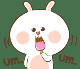 TuaGom : Puffy Rabbit sticker #10274089