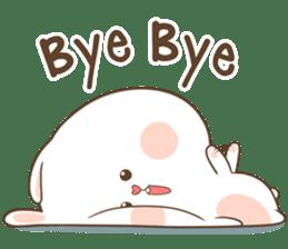 TuaGom : Puffy Rabbit sticker #10274094