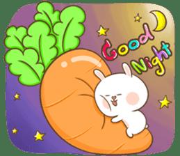 TuaGom : Puffy Rabbit sticker #10274095