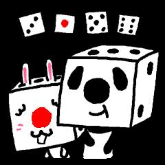 Dice Panda 2