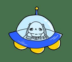 Japanese chin Mochio vol.2 sticker #10275603