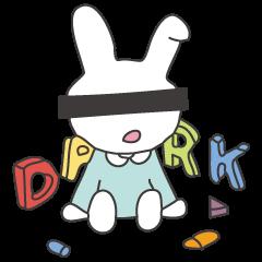 darkness rabbit