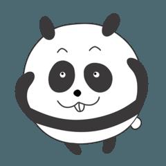 コロコロパンダのパンチュウ