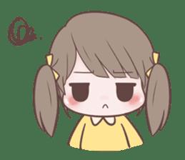 Chubby Girl (Eng) sticker #10289152