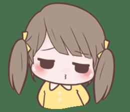 Chubby Girl (Eng) sticker #10289153