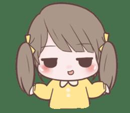 Chubby Girl (Eng) sticker #10289157
