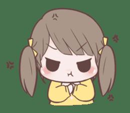 Chubby Girl (Eng) sticker #10289158