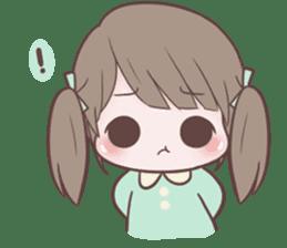 Chubby Girl (Eng) sticker #10289160