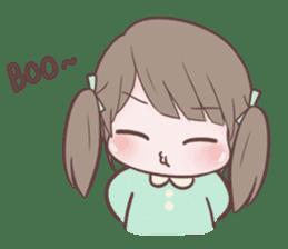 Chubby Girl (Eng) sticker #10289162