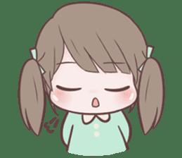 Chubby Girl (Eng) sticker #10289164