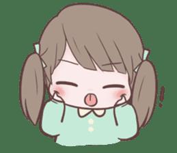Chubby Girl (Eng) sticker #10289166