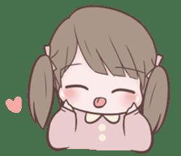 Chubby Girl (Eng) sticker #10289172