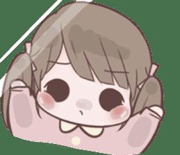 Chubby Girl (Eng) sticker #10289175