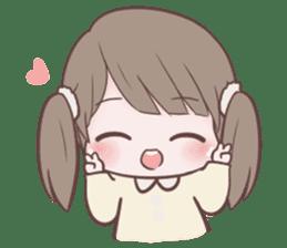 Chubby Girl (Eng) sticker #10289188