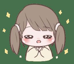 Chubby Girl (Eng) sticker #10289191
