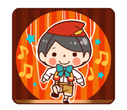 Fairy tale Boys Collection vol.2 sticker #10296344