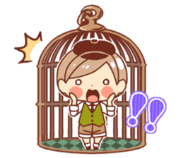 Fairy tale Boys Collection vol.2 sticker #10296351