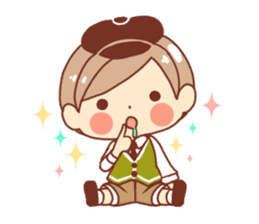 Fairy tale Boys Collection vol.2 sticker #10296355