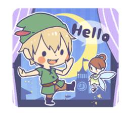 Fairy tale Boys Collection vol.2 sticker #10296357