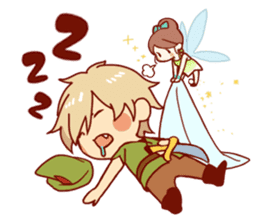 Fairy tale Boys Collection vol.2 sticker #10296361