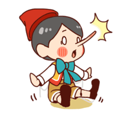 Fairy tale Boys Collection vol.2 sticker #10296364