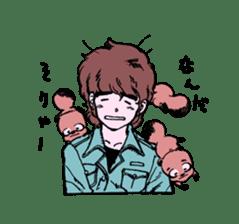 TANUKI vol.1 sticker #10299400