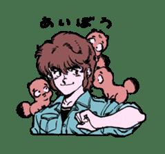 TANUKI vol.1 sticker #10299401