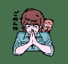 TANUKI vol.1 sticker #10299403