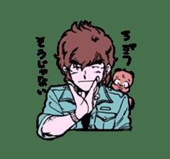 TANUKI vol.1 sticker #10299405