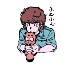 TANUKI vol.1 sticker #10299408