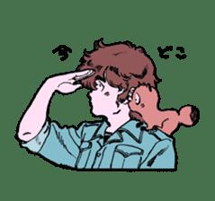 TANUKI vol.1 sticker #10299412