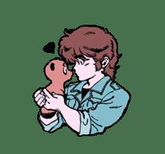TANUKI vol.1 sticker #10299414