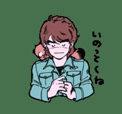 TANUKI vol.1 sticker #10299415