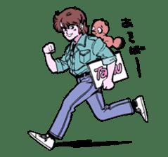 TANUKI vol.1 sticker #10299416