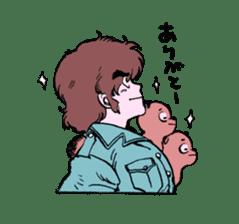 TANUKI vol.1 sticker #10299420