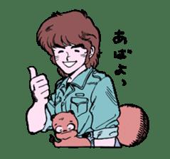 TANUKI vol.1 sticker #10299421