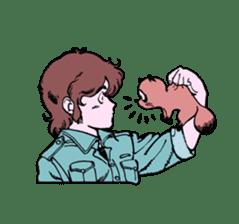TANUKI vol.1 sticker #10299422