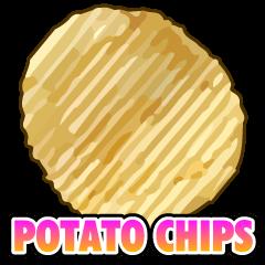POTATO CHIPS ENGLISH