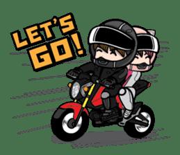 Freeman Rider V.4 (Eng) sticker #10302065