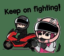 Freeman Rider V.4 (Eng) sticker #10302075