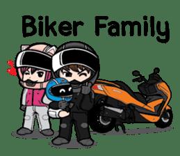 Freeman Rider V.4 (Eng) sticker #10302077