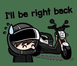 Freeman Rider V.4 (Eng) sticker #10302081