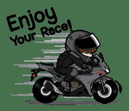 Freeman Rider V.4 (Eng) sticker #10302090