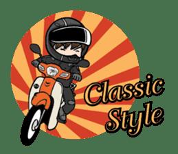 Freeman Rider V.4 (Eng) sticker #10302098